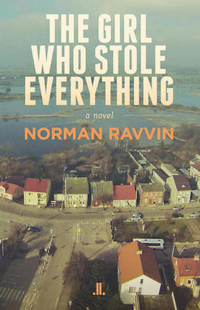 the girl who stole everything, norman ravvin, book cover
