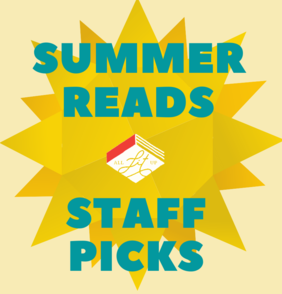 ALU Summer Reads 2020: Staff Picks