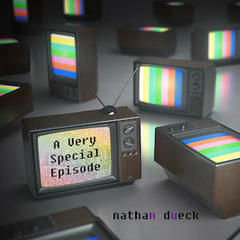 a very special episode, nathan dueck, book cover