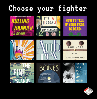 Choose Your Quarantine Fighter: Mighty Books for Hard Times