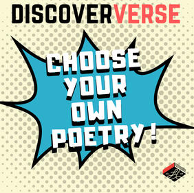 DiscoverVerse: Choose Your Own Poetry Game