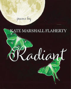 radiant, book cover, kate marshall flaherty