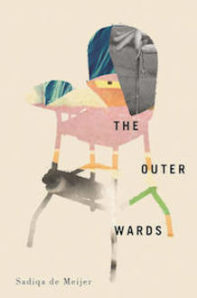 the outer wards, book cover, sadiqa de meijer