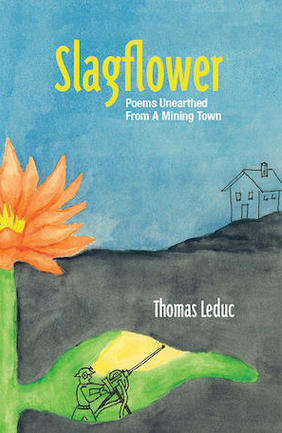 slagflower, book cover, thomas leduc