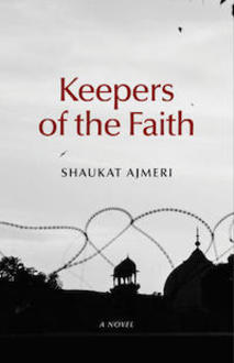 keepers of the faith, book cover, shaukat ajmeri