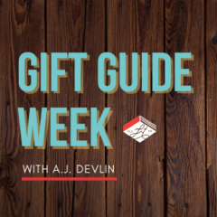 Gift Guide Week: A.J. Devlin