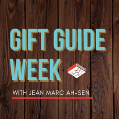 Gift Guide Week: Jean Marc Ah-Sen