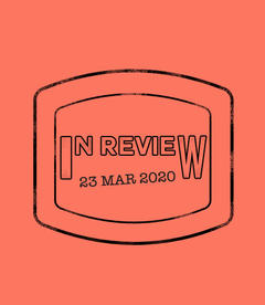 In Review: The Week of March 23rd