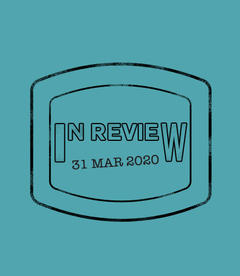 In Review: The Week of March 30th