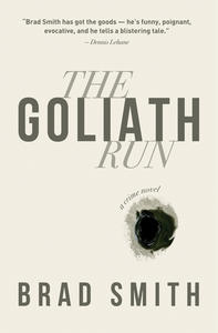 the goliath run, book cover, brad smith