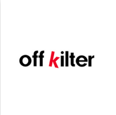 off kilter header image, all lit up