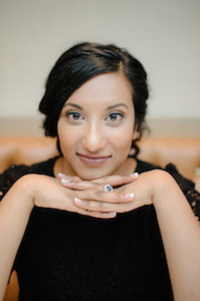author photo, bindu surresh