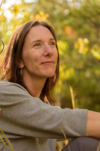 author photo, clea roberts