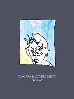niagara and government, book cover, phil hall