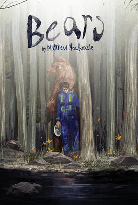bears, book cover, matthew mackenzie