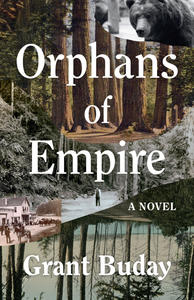 orphans of empire, book cover, grant buday