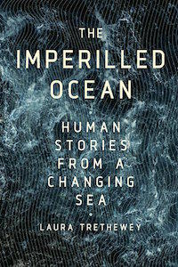 the imperilled ocean, book cover,