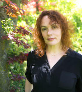 bridget canning, author photo