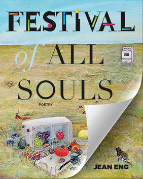 festival of all souls, book cover, jean eng
