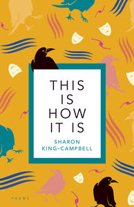 this is how it is, book cover, sharon king-campbell