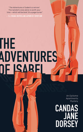 the adventures of isabel, candas jane dorsey
