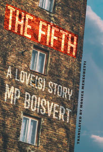 the fifth, book cover, mp boisvert