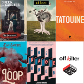 Off/Kilter: Five Reads for A Surreal Escape