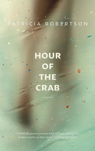 hour of the crab, book cover, patricia robertson