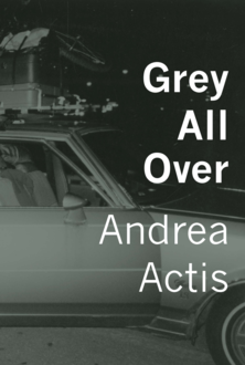 Under the Cover: Grief and Poetry in Grey All Over