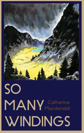 so many windings, book cover, catherine macdonald