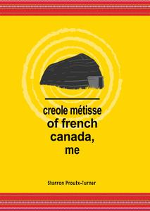 creole métisse of french canada, me