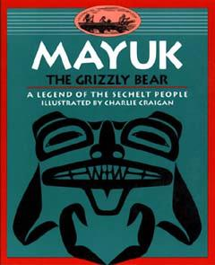 Mayuk the Grizzly Bear