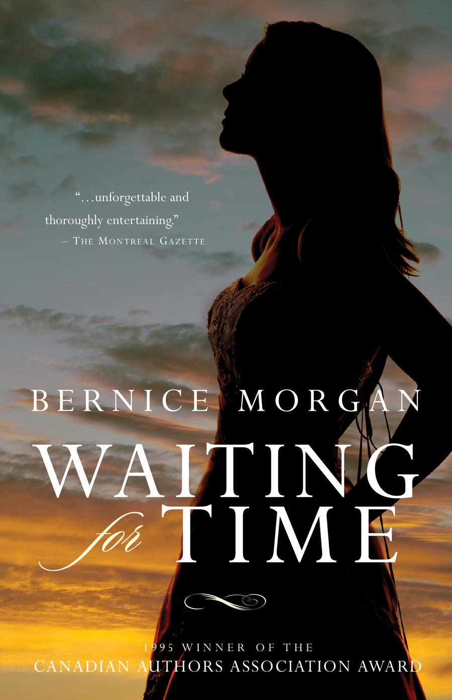 waiting for time bernice morgan summary