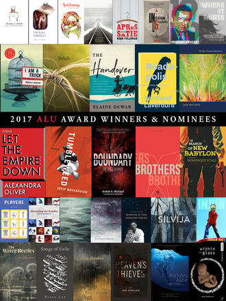 All Lit Up Award Winners and Nominees, 2017