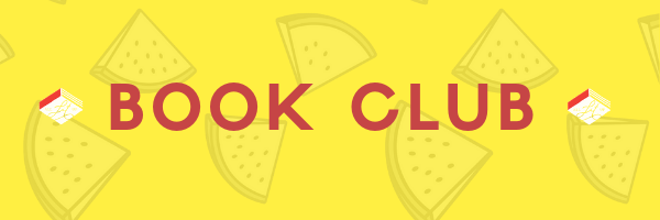 book club header