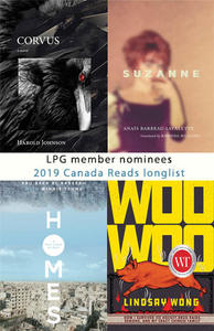 All Lit Up Canada Reads Longlist 2019