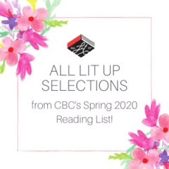 All Lit Up Selections from CBC's Spring 2020 Reading List