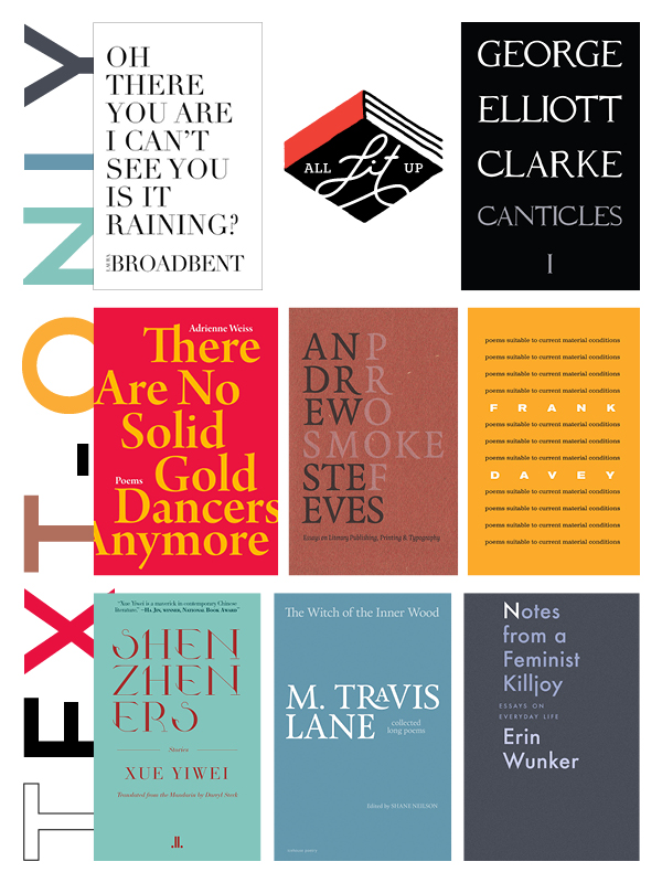 Cover Collage: Text-Only