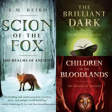 YA Binge-Reading Blow-Out Sale: Realms of Ancient Series