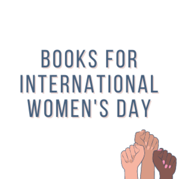 Books for International Women's Day
