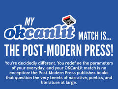 OKCanLit: The Post-Modern Press