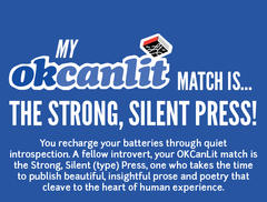 OKCanLit: The Strong, Silent Press