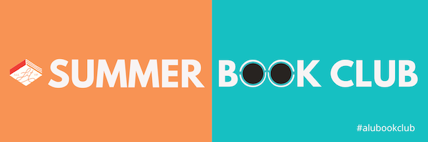 summer book club banner