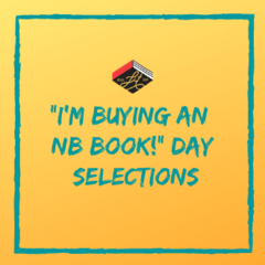 """I'm Buying an NB Book!"" day selections"